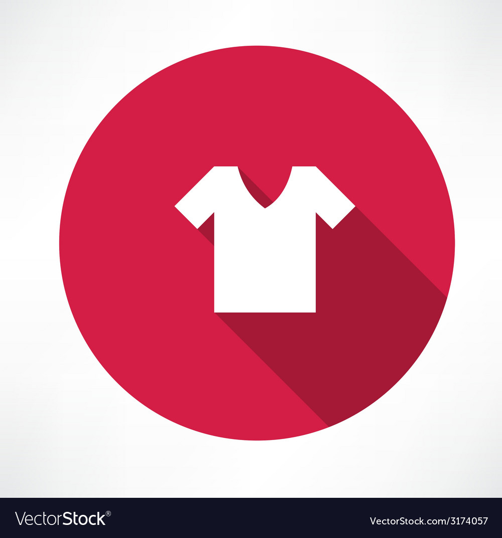 Shirt icon vector | Price: 1 Credit (USD $1)