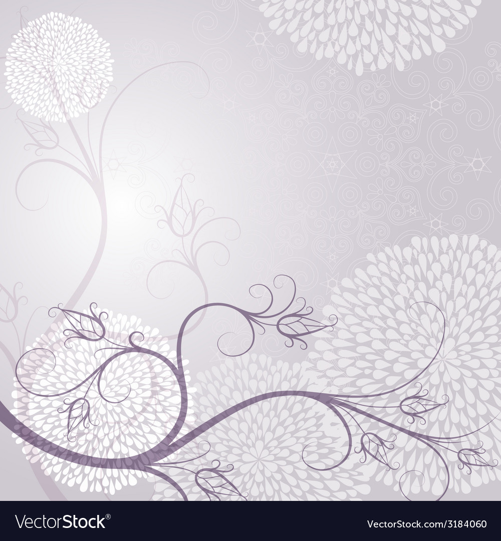 Delicate tender light purple frame vector | Price: 1 Credit (USD $1)