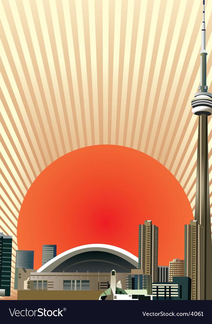 City illustration vector   Price: 3 Credit (USD $3)