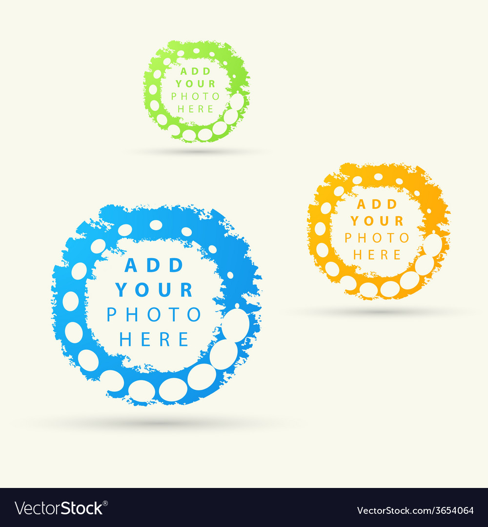 Background with colored dots vector | Price: 1 Credit (USD $1)
