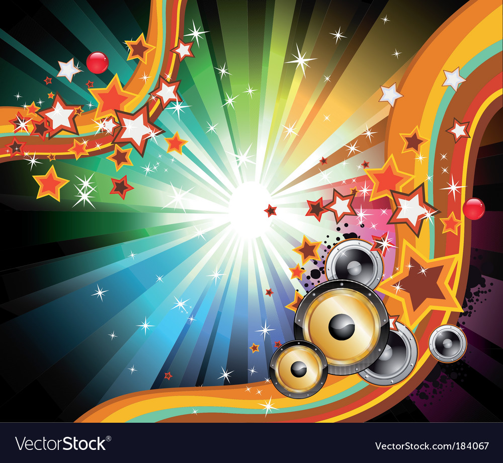 Music disco flyers vector | Price: 3 Credit (USD $3)