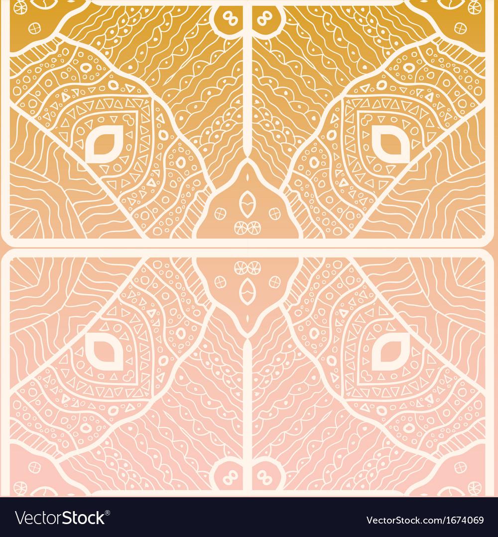 Oriental islamic pattern vector | Price: 1 Credit (USD $1)