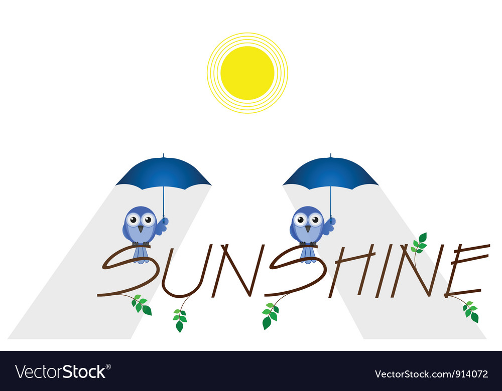 Sunshine vector   Price: 1 Credit (USD $1)
