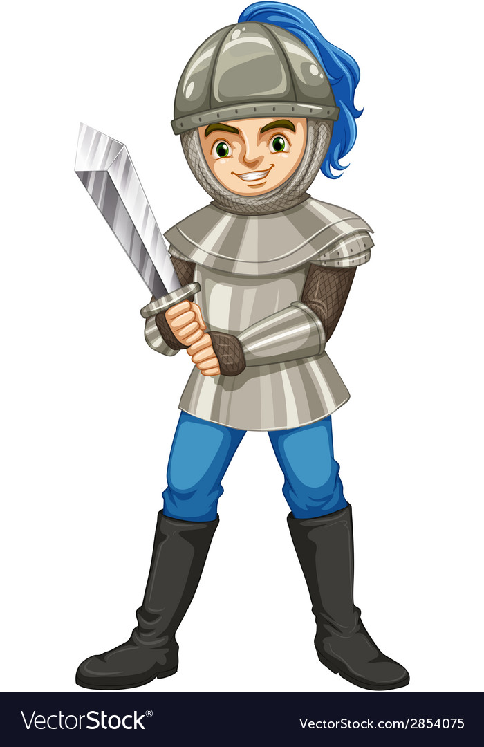 Knight vector | Price: 3 Credit (USD $3)