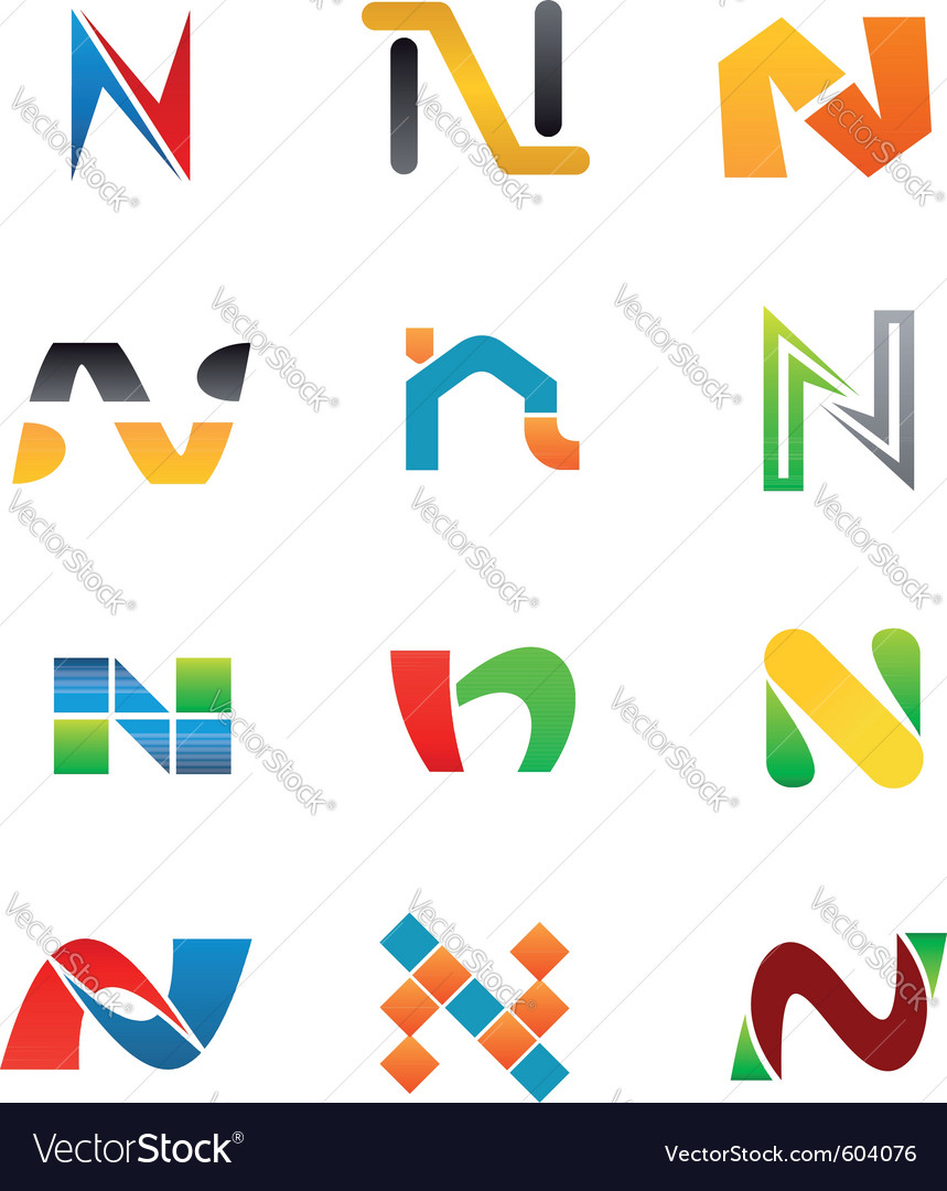 Alphabet symbols vector | Price: 1 Credit (USD $1)