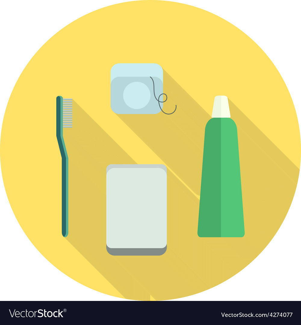 Oral care icon vector | Price: 1 Credit (USD $1)
