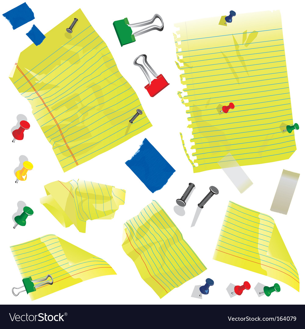 Note paper vector   Price: 1 Credit (USD $1)