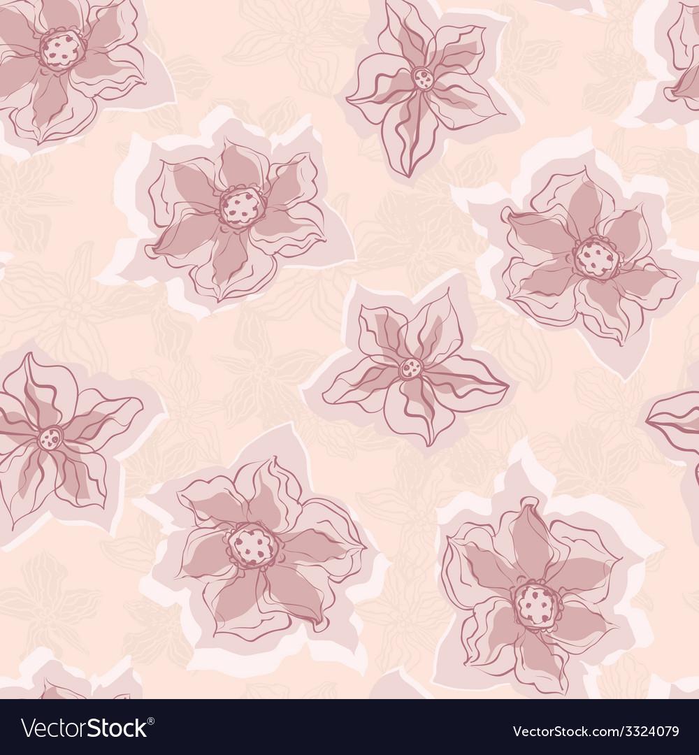 Peachflowers vector | Price: 1 Credit (USD $1)
