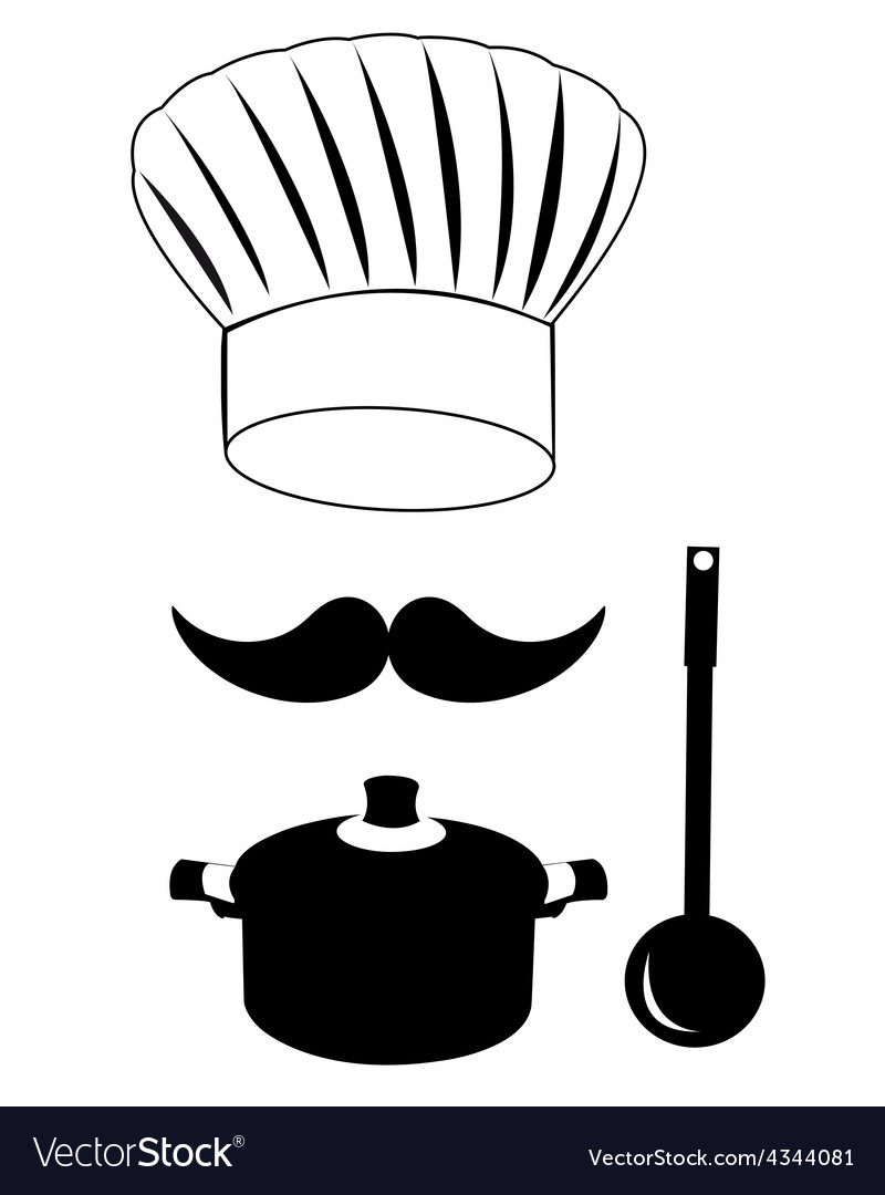Headdress cooks vector | Price: 1 Credit (USD $1)