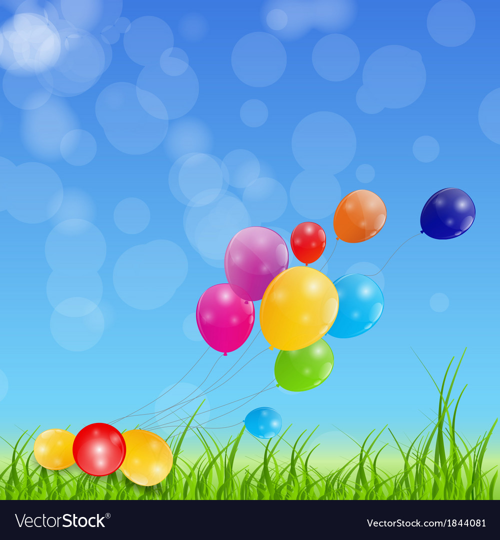 Spring green background vector   Price: 1 Credit (USD $1)