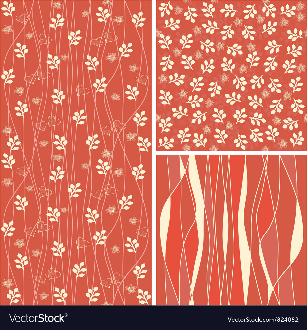 Foliage backgrounds vector | Price: 1 Credit (USD $1)