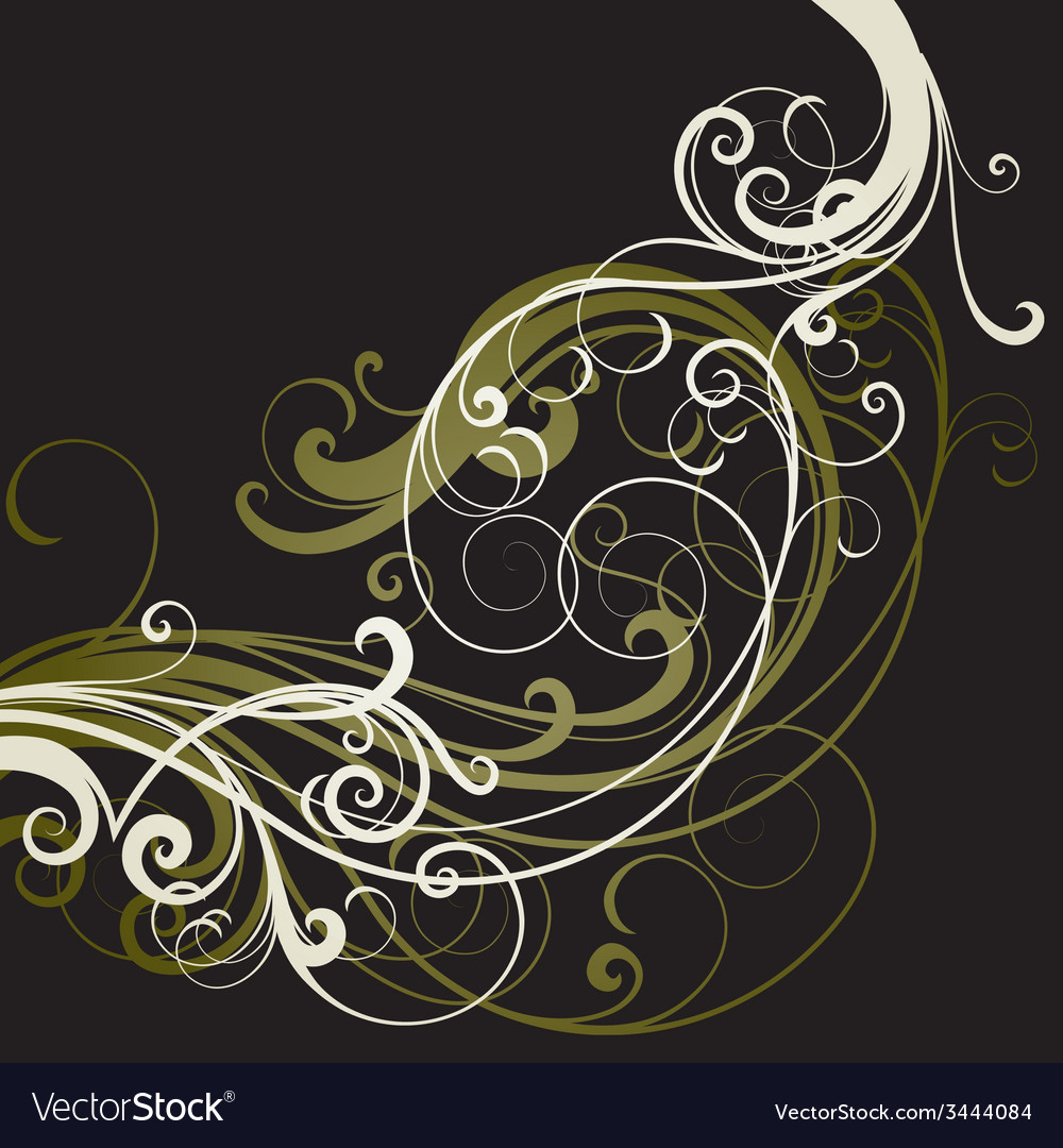 6floral line 64 2 vector | Price: 1 Credit (USD $1)