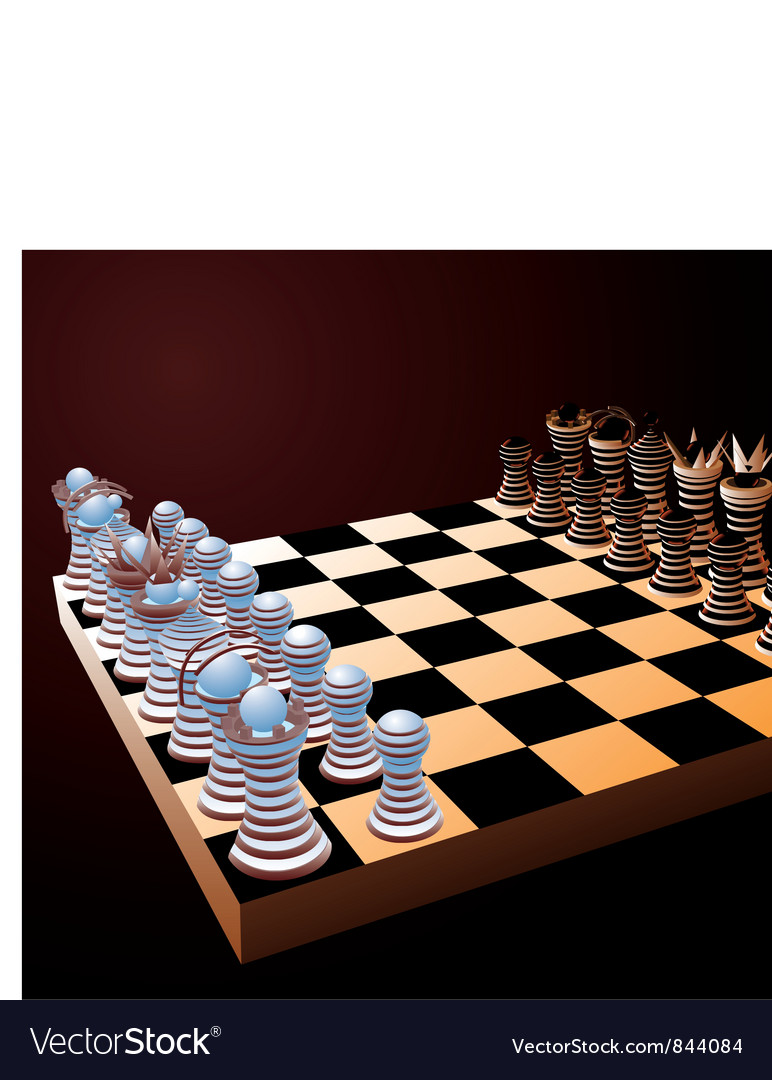 Chess vector | Price: 3 Credit (USD $3)