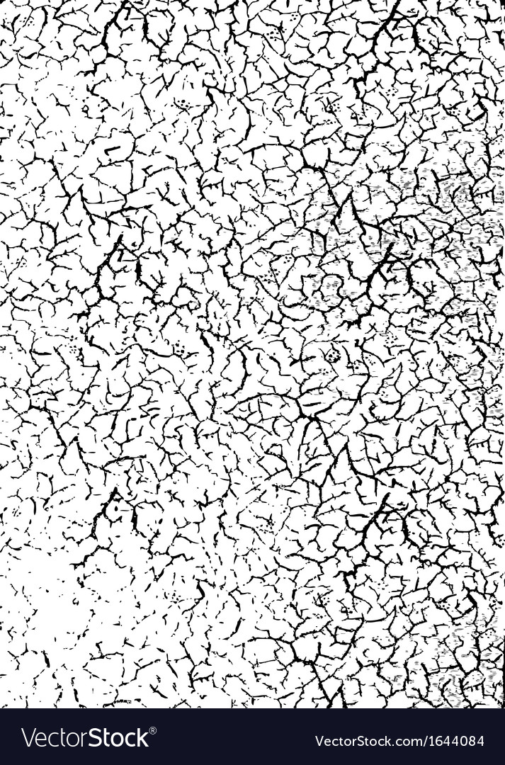 Cracked dirt overlay vector | Price: 1 Credit (USD $1)