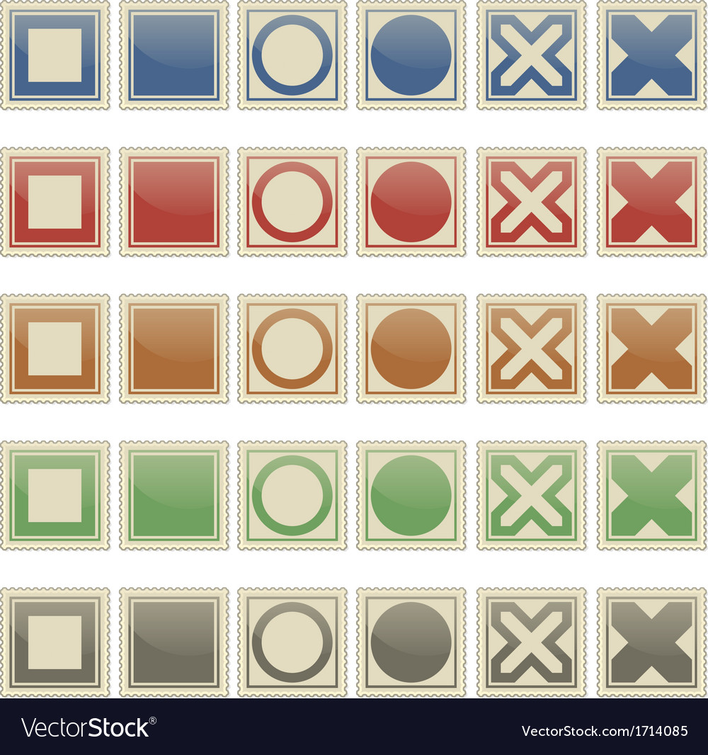 Postage stamp vector   Price: 1 Credit (USD $1)