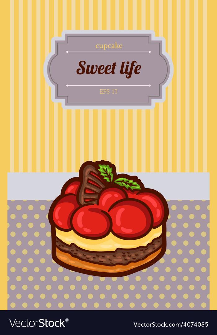 Sweet vector | Price: 1 Credit (USD $1)