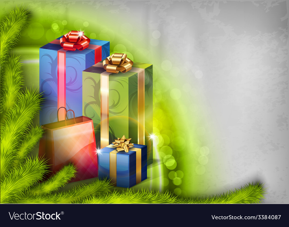 Abstract christmas vector | Price: 1 Credit (USD $1)