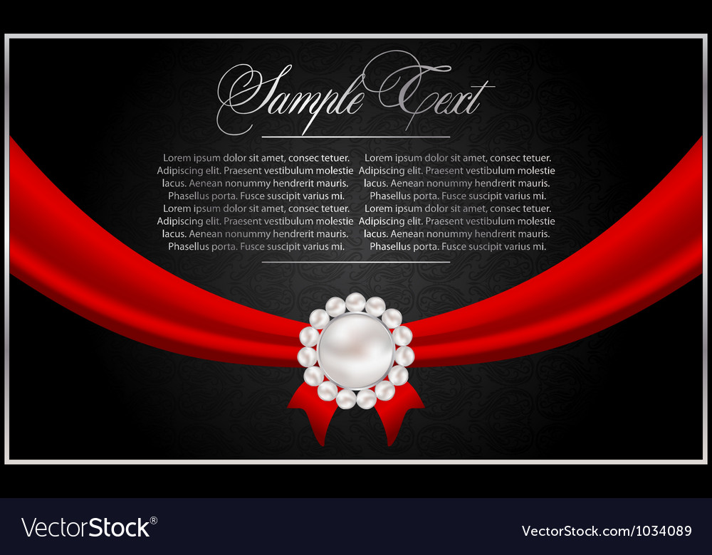 Abstract greeting card vector | Price: 1 Credit (USD $1)