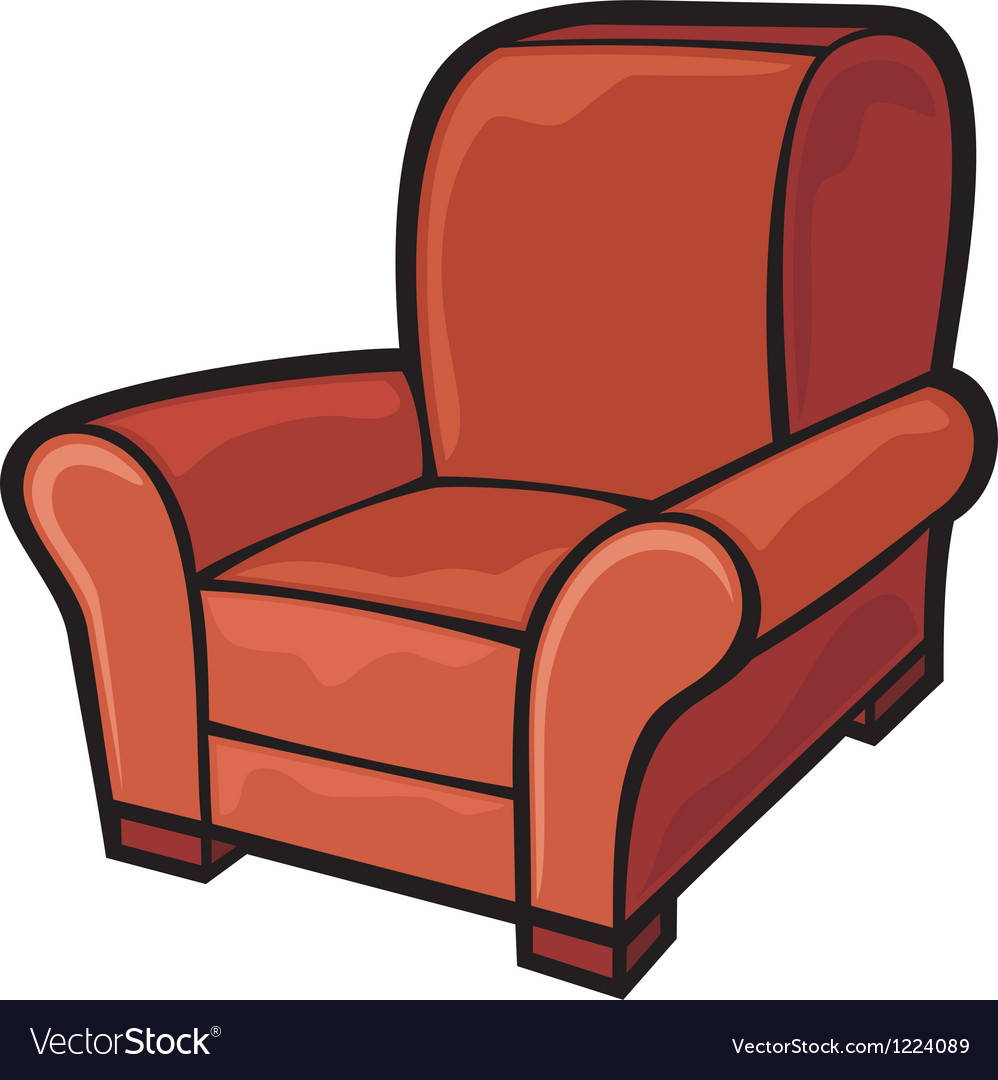 Armchair vector | Price: 3 Credit (USD $3)