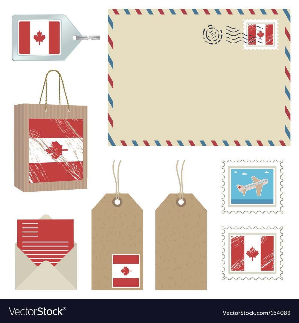 Canada postage vector   Price: 1 Credit (USD $1)
