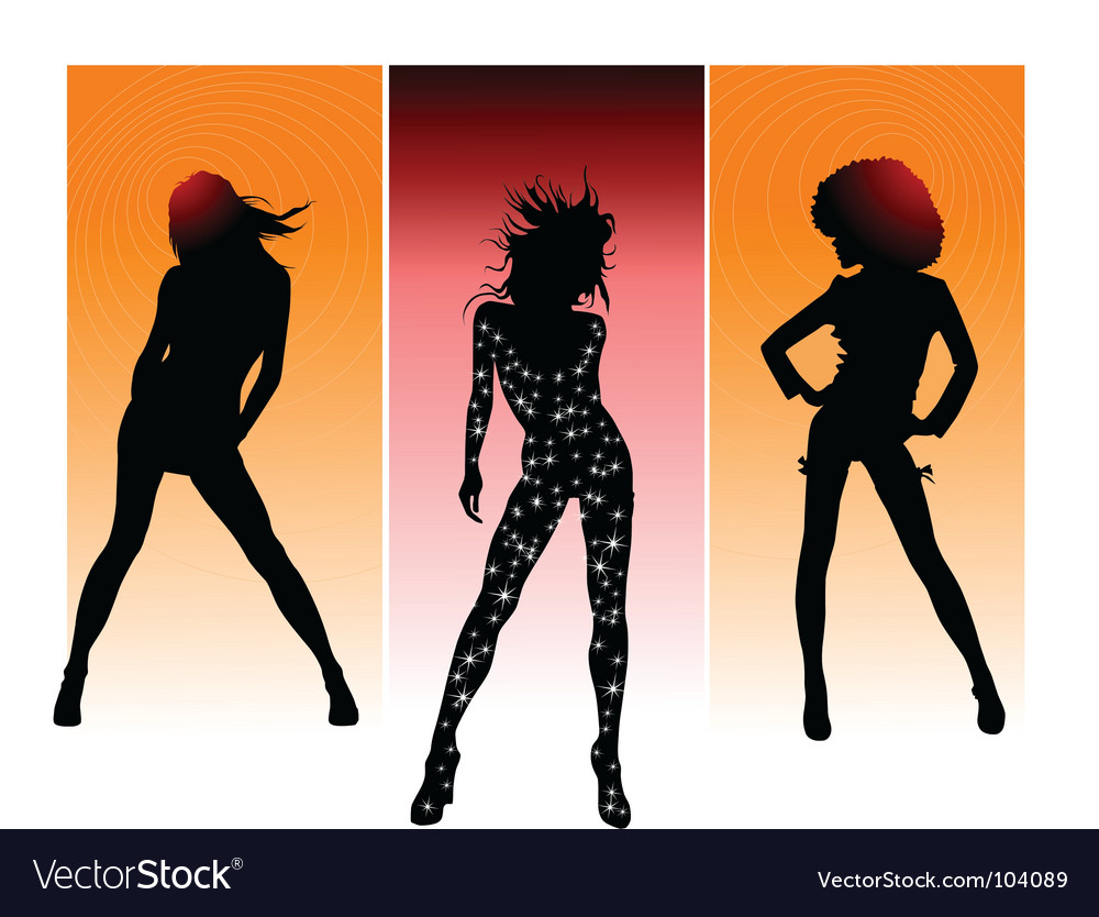 Queen of night vector | Price: 1 Credit (USD $1)