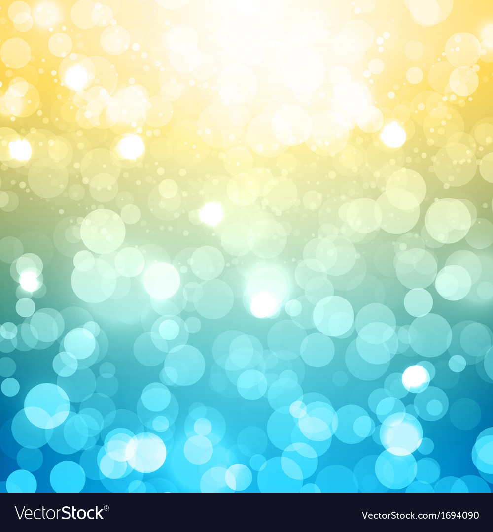 Blurred festive background vector | Price: 1 Credit (USD $1)