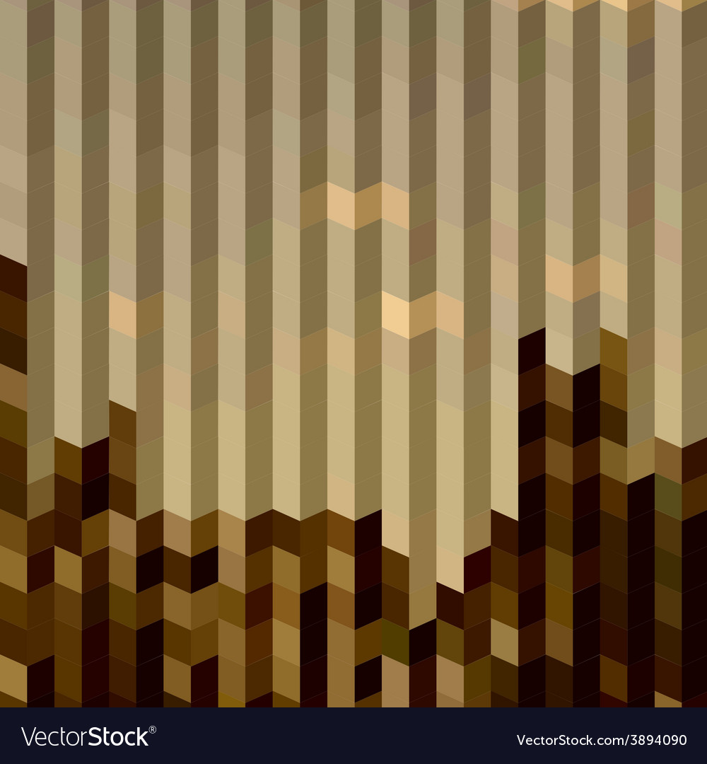 Camouflage abstract low polygon background vector | Price: 1 Credit (USD $1)