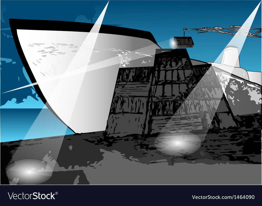 Loading a ship vector   Price: 1 Credit (USD $1)