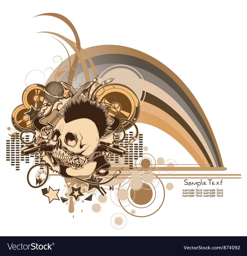 Music background vector   Price: 1 Credit (USD $1)