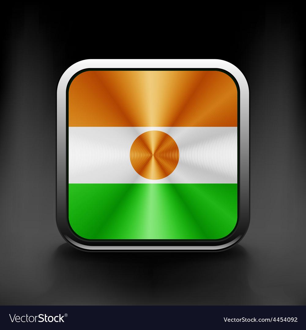 Original and simple republic of niger flag vector   Price: 1 Credit (USD $1)