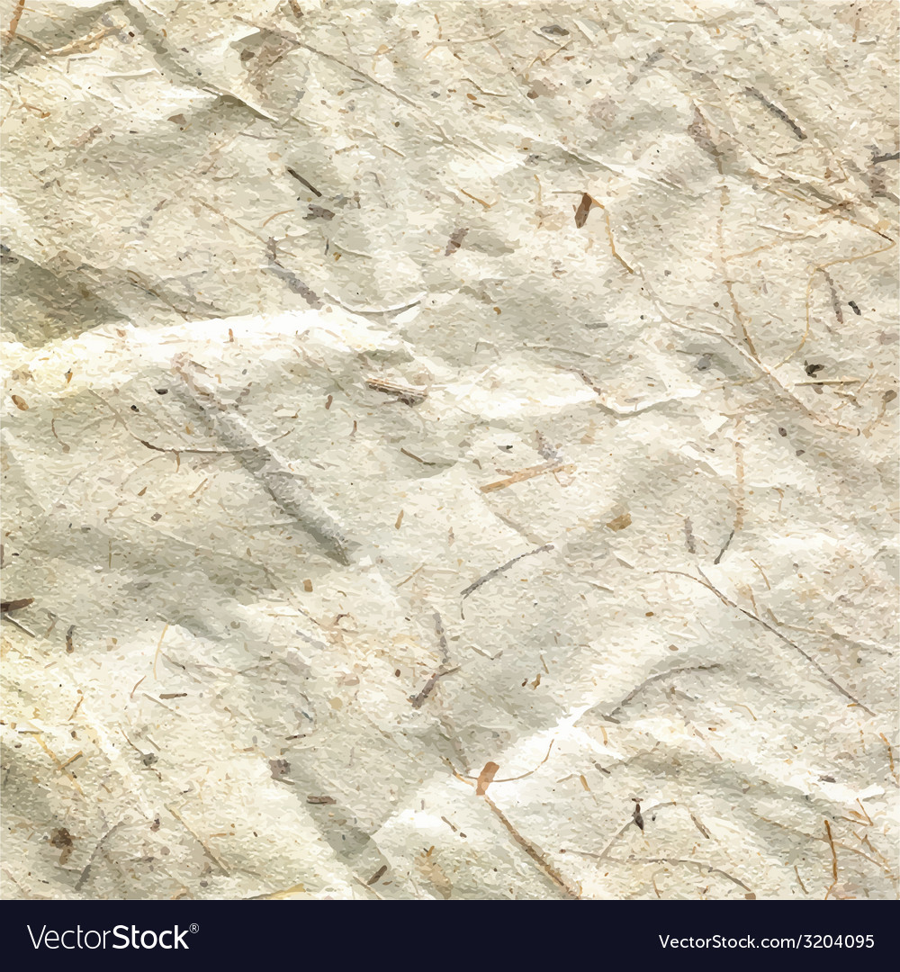 Crumpled paper background vector | Price: 1 Credit (USD $1)