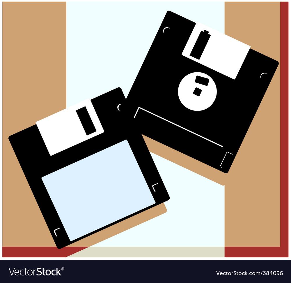 Floppy vector | Price: 1 Credit (USD $1)