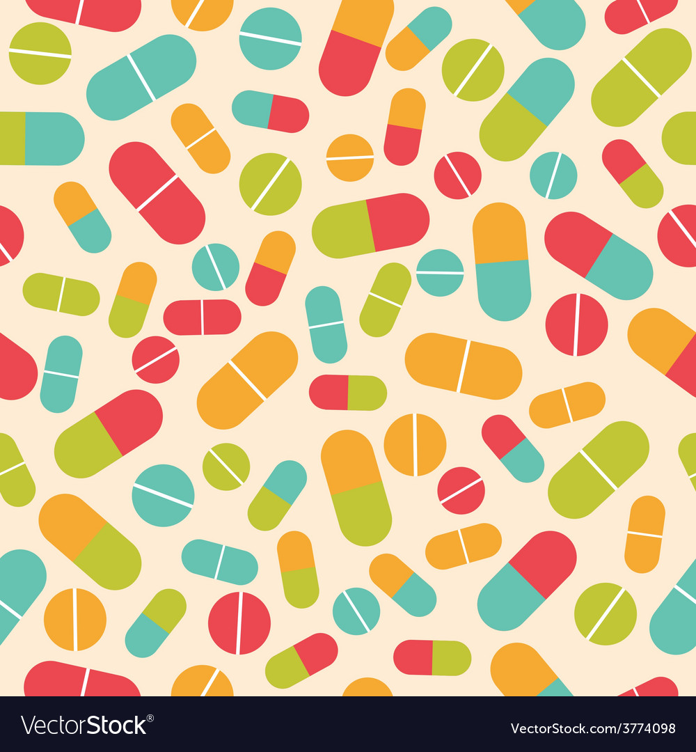 Pills collection medical pills and capsules vector | Price: 1 Credit (USD $1)