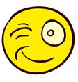 Smiley doodle vector