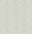 Seamless background with beige ornaments vector