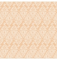 Seamless pattern with abstract damask doodle vector