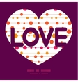Abstract colorful stripes and shapes love vector