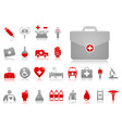 Medical icons4 vector