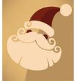 Happy santa vector