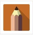 Pencil tool vector