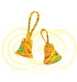 Abstract bells vector