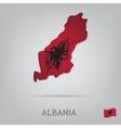 Albania vector