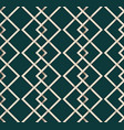 Seamless pattern line vintage vector