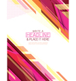 Abstract technology futuristic background vector