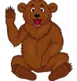 Bear cartoon vector