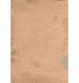 Old cardboard texture vector