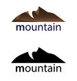 Mountain vector