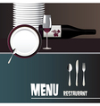 Menus for restaurants and bars vector