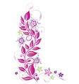 Floral elements ornament vector