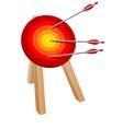 Arrow target vector